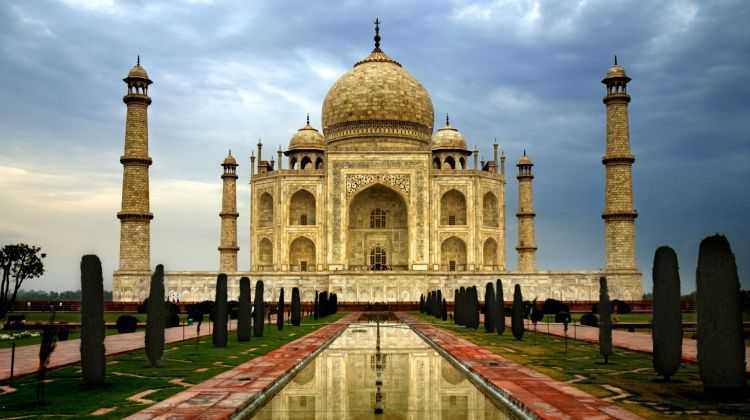 Honeymoon-destination-India-Taj Mahal