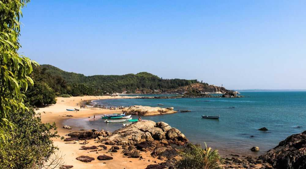 Honeymoon-destination-India-Gokarna