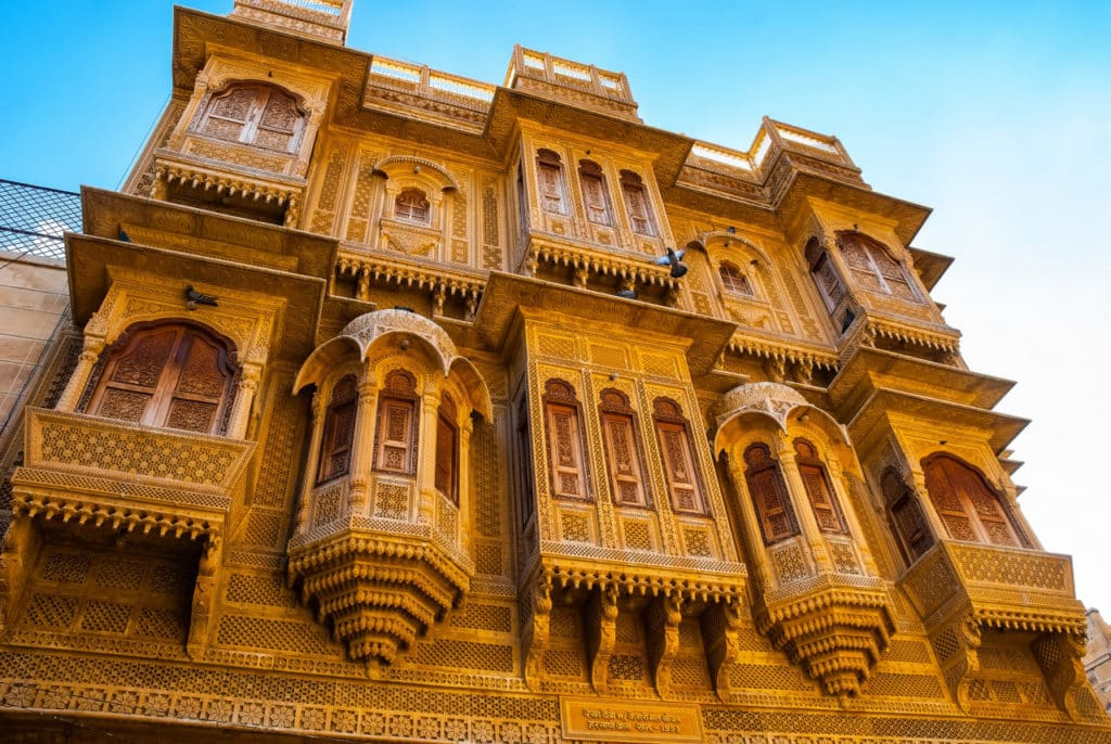 Honeymoon-destination-India-Jaisalmer
