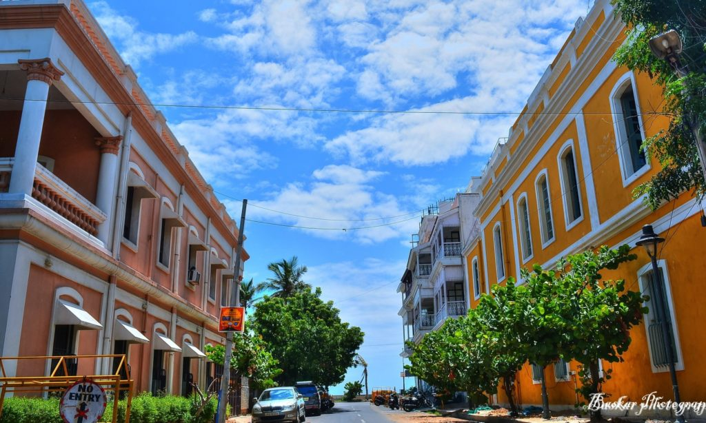 Honeymoon-destination-India-Pondicherry