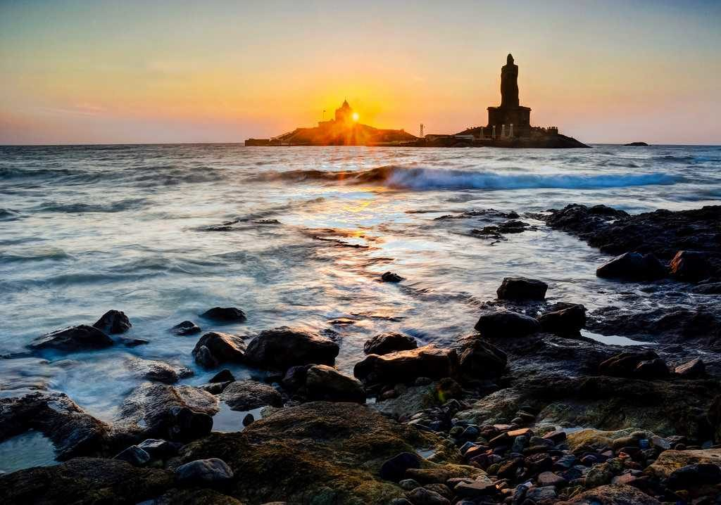 Honeymoon-destination-India-Kanyakumari