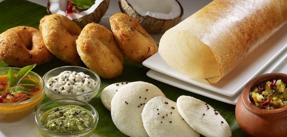 South India Food