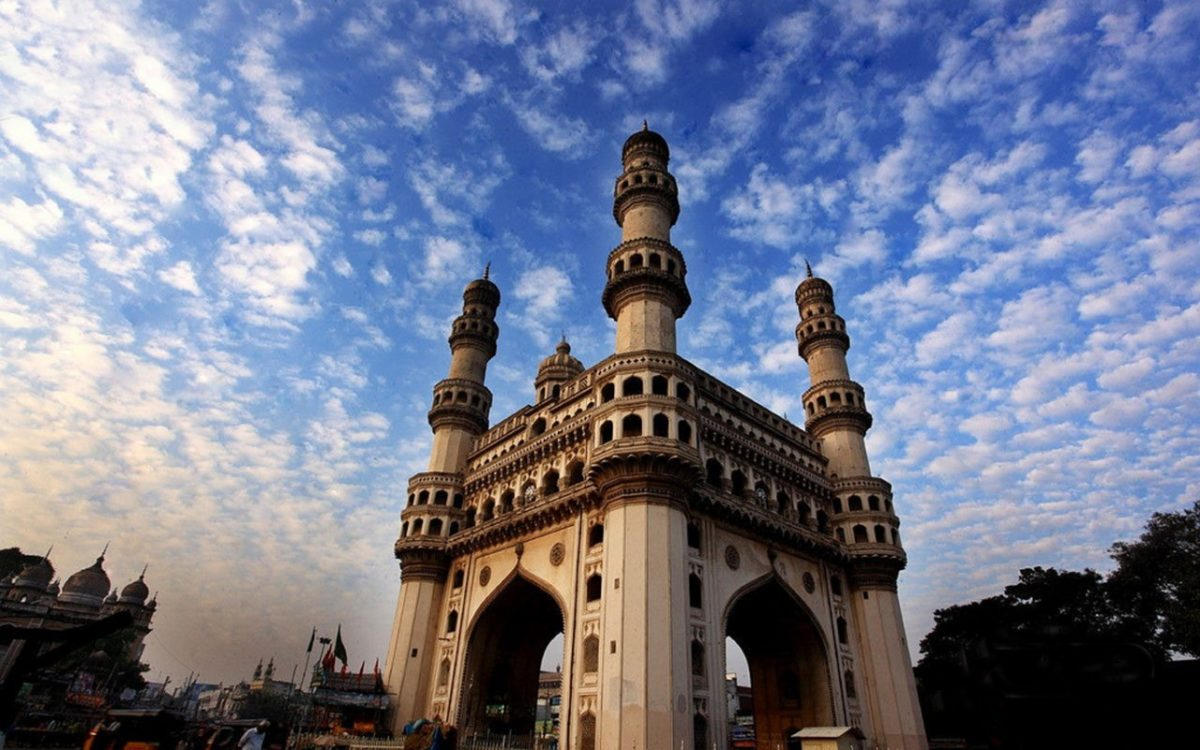 Charminar_Monuments of India