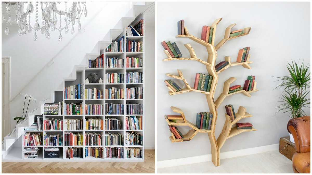 Bookshelf ideas