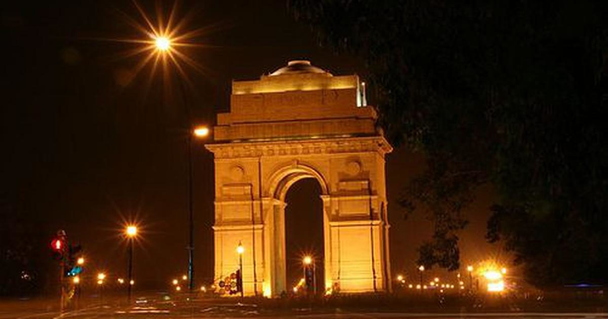 India Gate- Monuments of India