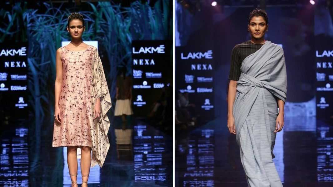On Sustainable Fashion Day At Lakme Fashion Week Designers Explore A World Of Ecological Integrity