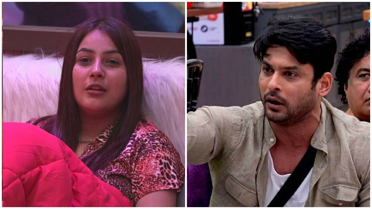 Image result for Shehnaz and Siddharth nominated