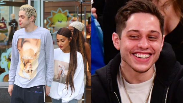 Comedian Pete Davidson talks about leaving SNL And Life Post Breakup With Ariana Grande