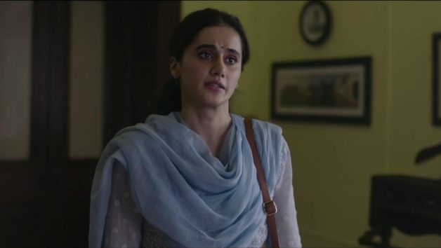 """'Thappad' Review: A Fitting Reply To All Those Who Think That Domestic Violence Is """"Itni Si Baat'"""