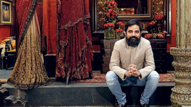 The Man Behind Most Bollywood Ethnic Outfits: A Sneak-Peak Into Sabyasachi Mukherjee's Journey