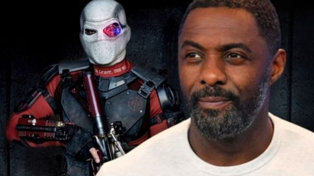 Idris Elba Was Seen At The Suicide Squad Shoot In Full Costume!