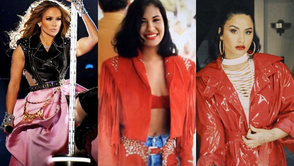 Demi Lovato Jennifer Lopez And Others Remember Selena On Her 25th Death Anniversary Facebook gives people the power to share. demi lovato jennifer lopez and others