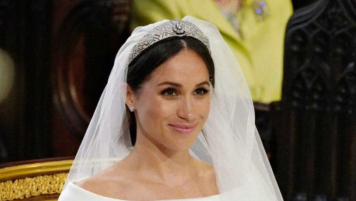 Meghan Markle Wedding Makeup Tips