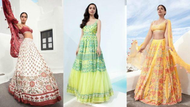 Anita Dongre's 'Summer In Santorini' Is The Dress Code For Your Next Celebration
