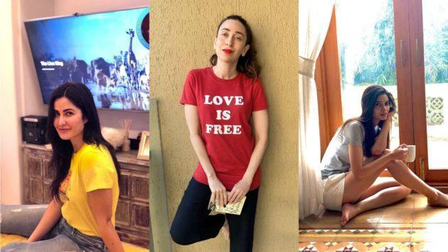The Quarantine Fashion Trend Our Bollywood Divas Have Opted For