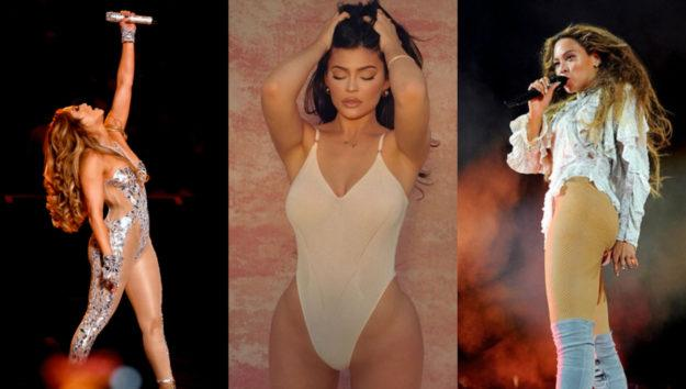 Kylie Jenner, Kim Kardashian, Beyonce, Or Jlo: Who's The Ultimate Bodysuit Queen?