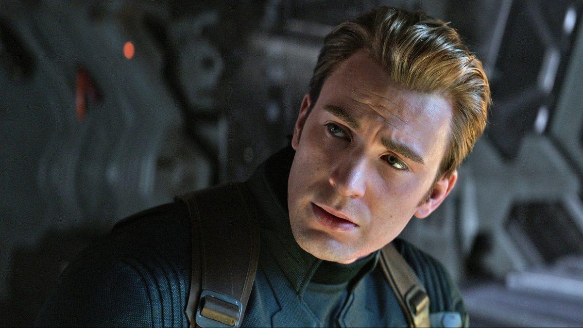 Chris Evans Captain America Marvel Cinematic Universe MCU Avengers: Endgame The Avengers