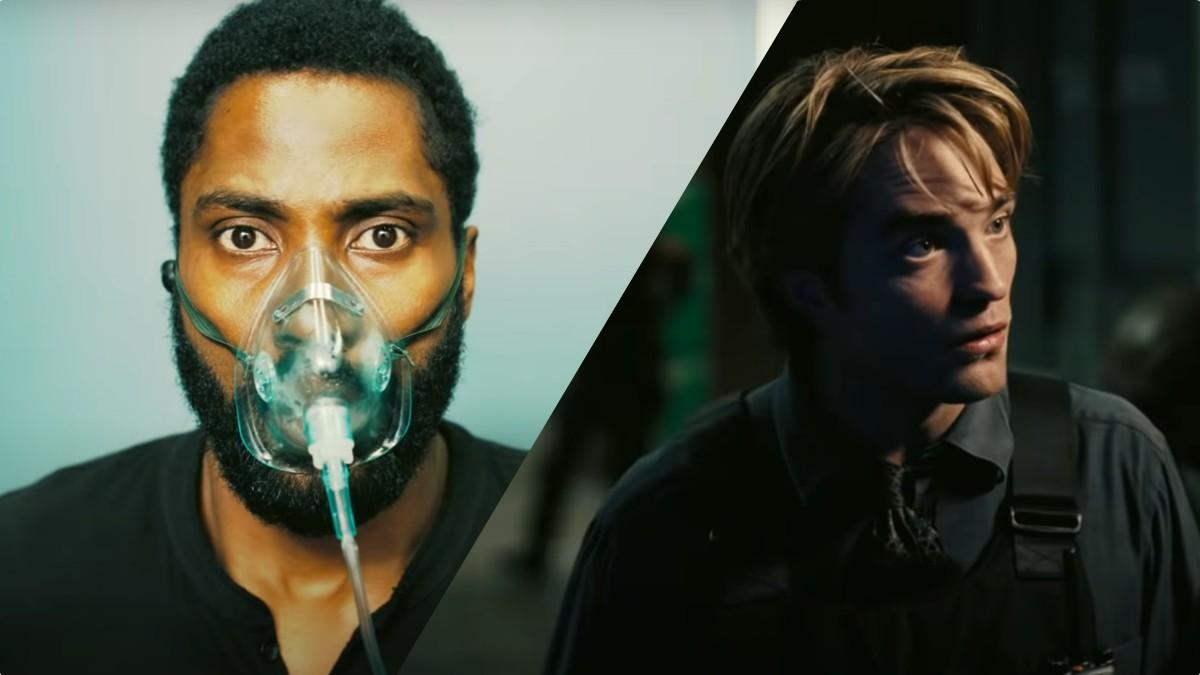 Christopher Nolan Tenet Trailer Robert Pattinson John David Washington Fortnite