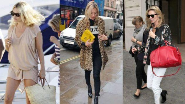 What Do Kate Moss' Expensive Handbags Tell Us About The Decade's Most Famous Trend? Find Out
