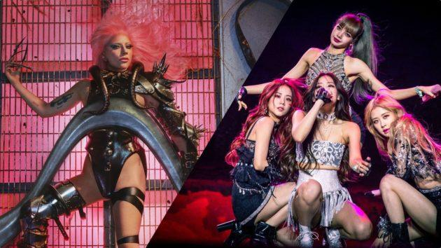 Lady Gaga Goes K-Pop With BLACKPINK For Her Latest Dance Anthem 'Sour Candy' From Chromatica