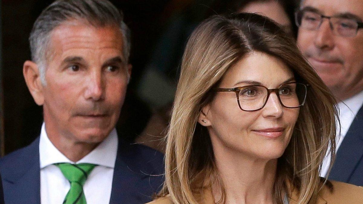 Lori Loughlin and Mossimo Gianulli College Admissions Scandal
