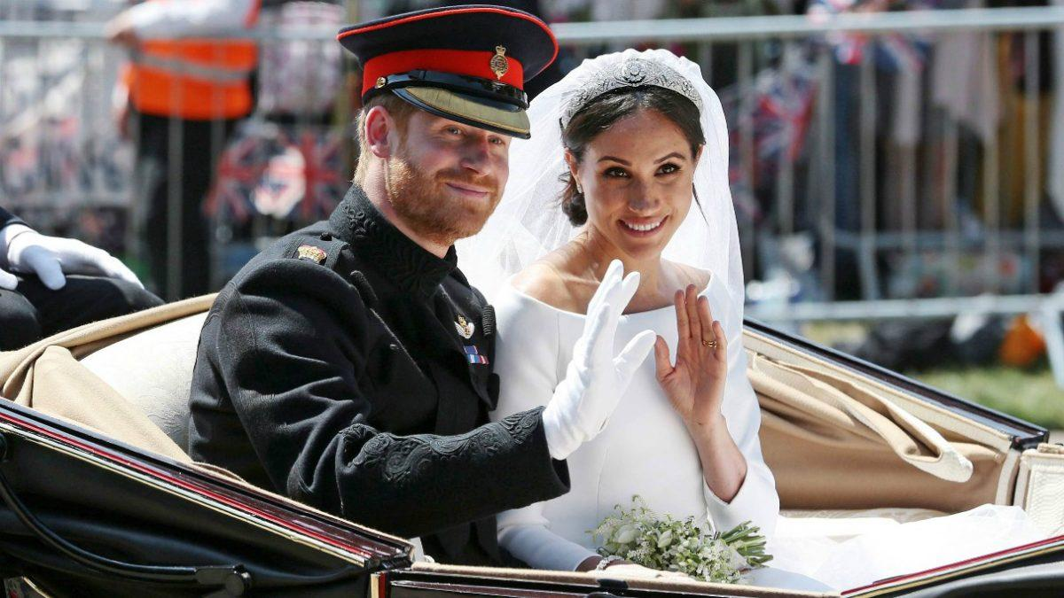 Meghan Markle and Prince Harry Wedding Anniversary