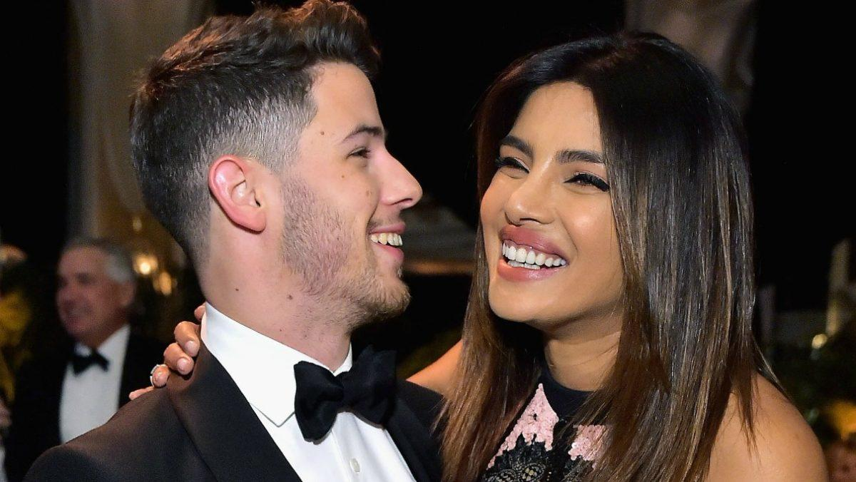 Priyanka Chopra and Nick Jonas First Date Anniversary