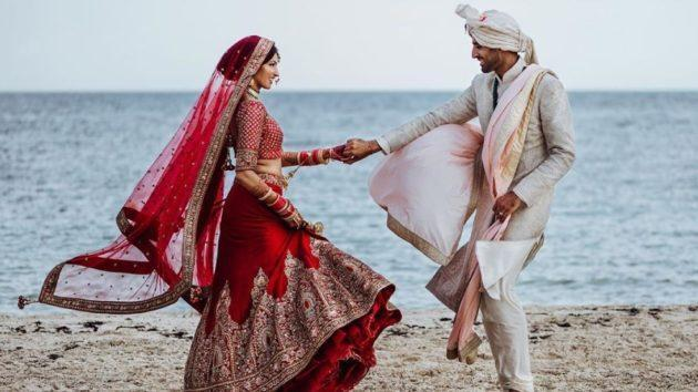 Richa Moorjani's Fancy Destination Wedding Looks Straight Out Of A Fairytale. Pictures & Details Inside!