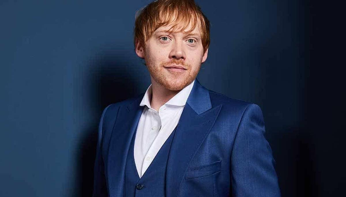 Harry Potter Star Rupert Grint And His Girlfriend Georgia Groome Welcome A Baby Girl!