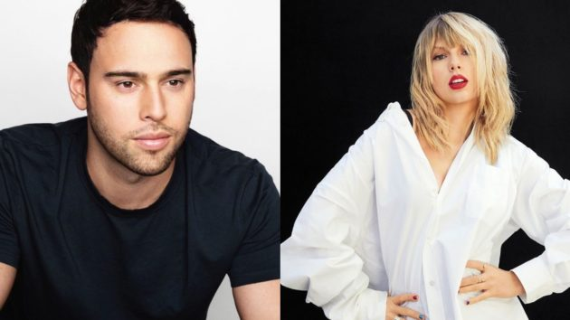 Did Taylor Swift Just Outplay Scooter Braun With The Cover Of Her Song For Killing Eve?