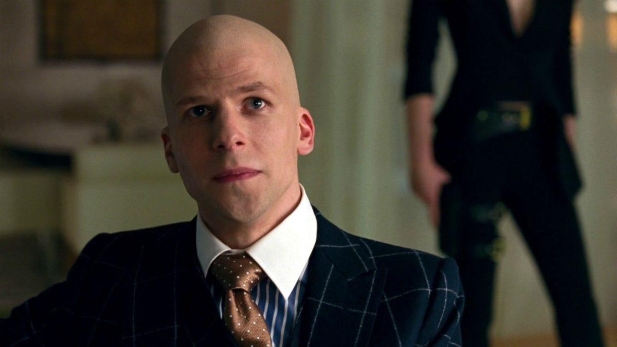 Zack Synder Jesse Eisenberg Synder Cut HBO Max Justice League