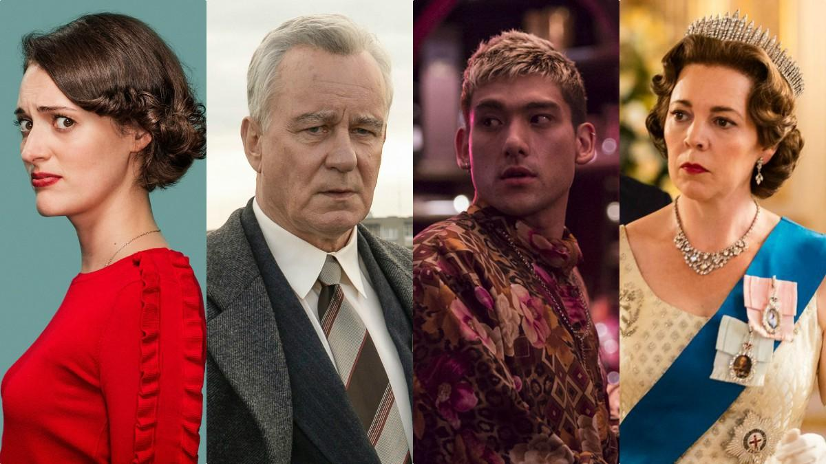 Bafta Tv nominations Bafta Tv Awards 2020 Chernobyl the Crown Fleabag Giri/Haji