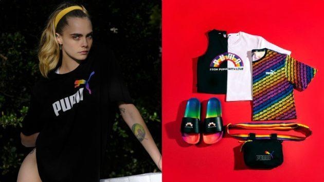 Cara Delevingne Joins Puma To Drop An Amazing Pride Month Collection And We Are In Awe!