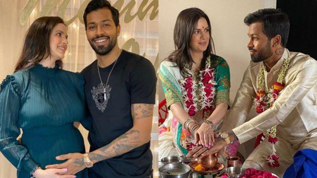 Hardik Pandya And Natasa Stankovic Drop Two Big Announcements- They Are Married AND Expecting A Baby!