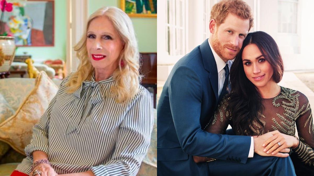Lady Campbell on Meghan Markle Prince Harry