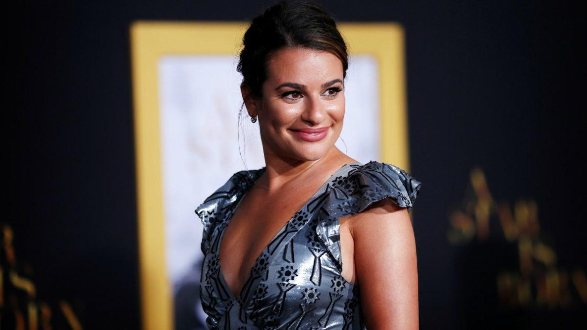 Lea Michele Glee Samantha Ware HelloFresh