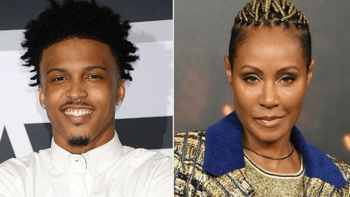 August Alsina Reacts, August Alsina Reacted, Jada Pinkett Smith