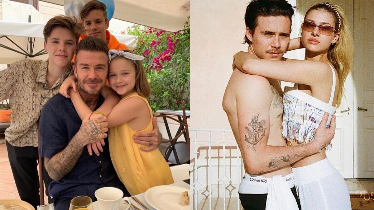 Harper Beckham's Birthday and Brooklyn's Engagement