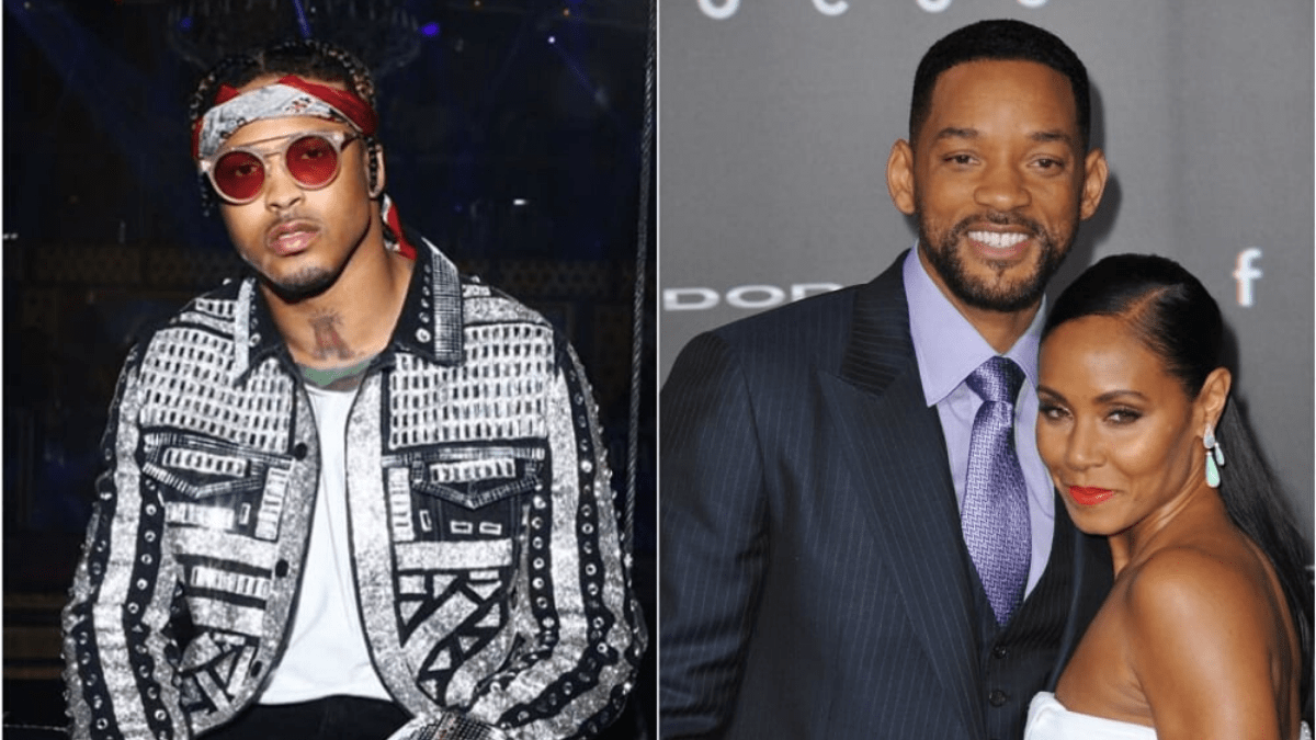 Jada Pinkett Smith, Jada Pinkett Smith confirms affair, Will Smith, August Alsina