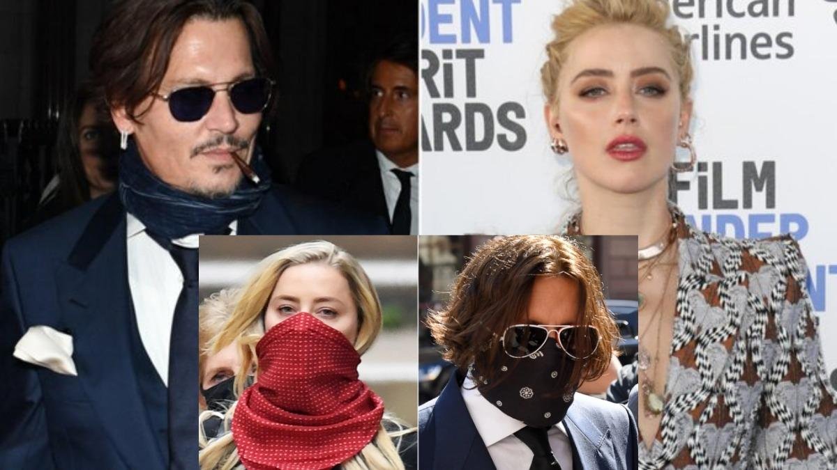 Johnny Depp Amber Heard defamation