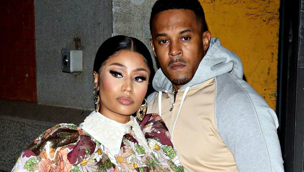 Nicki Minaj Pregnant Pregnancy baby Kenneth Petty