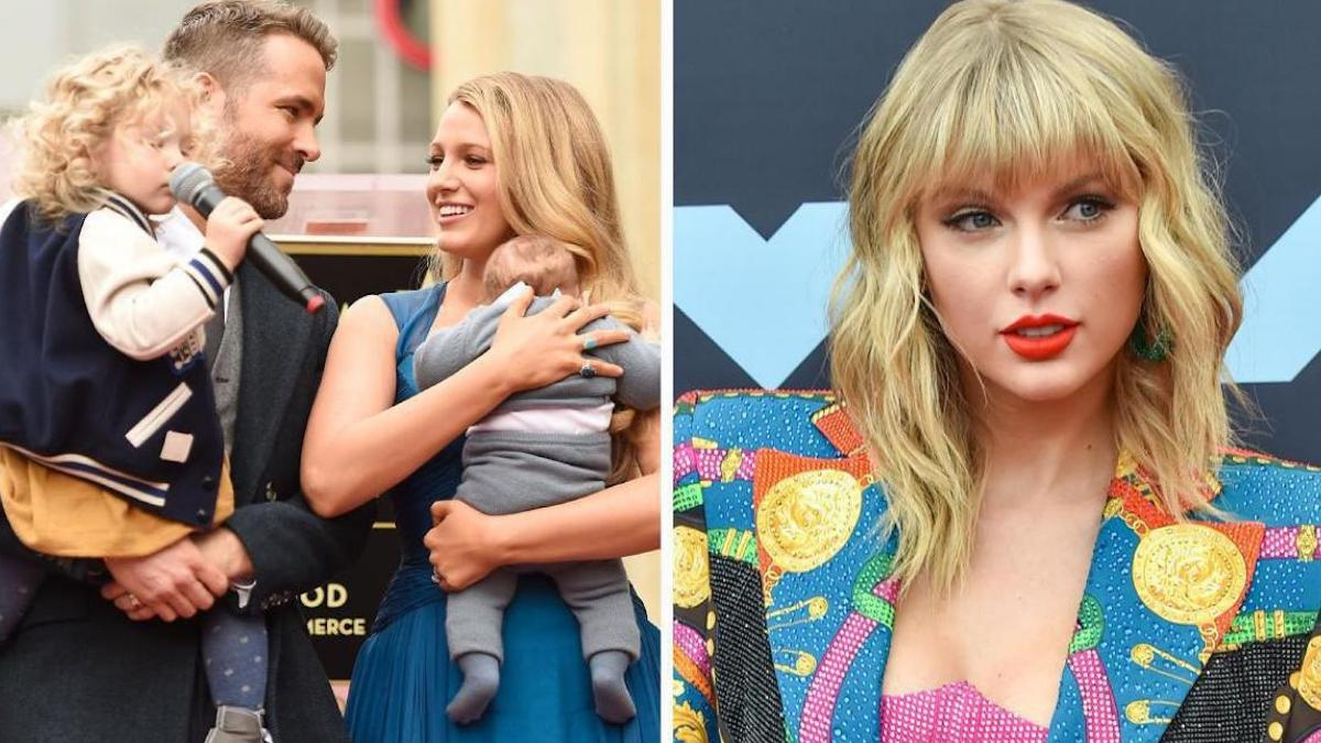 Taylor Swift Blake Lively's daughter
