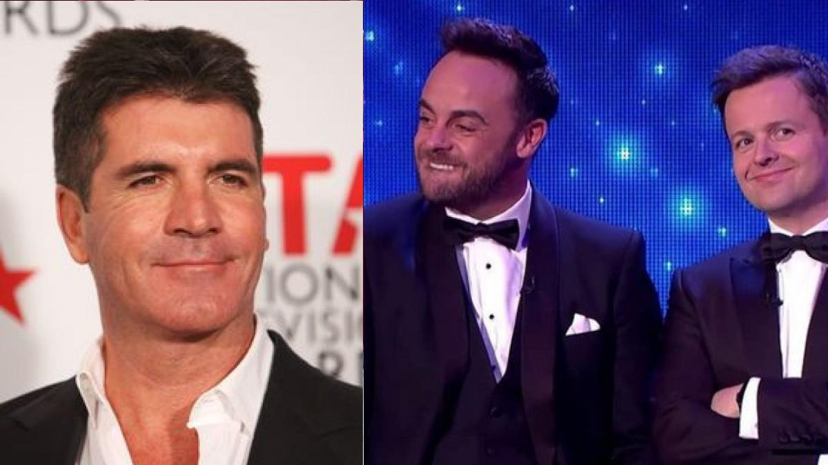 Ant and Dec Simon Cowell