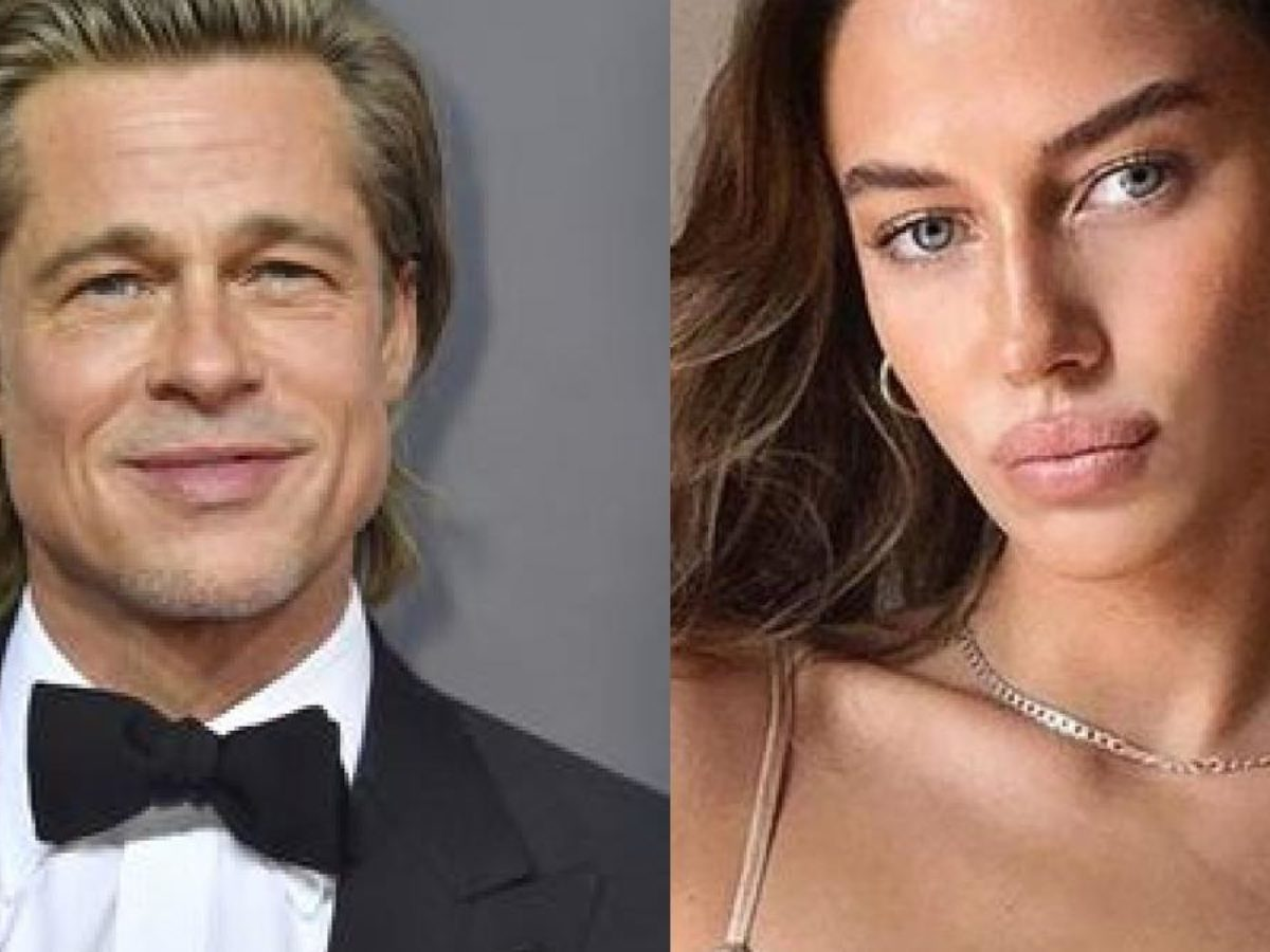 The Latest Scoop On Brad Pitt S And Nicole Poturalski S 9 Month Relationship