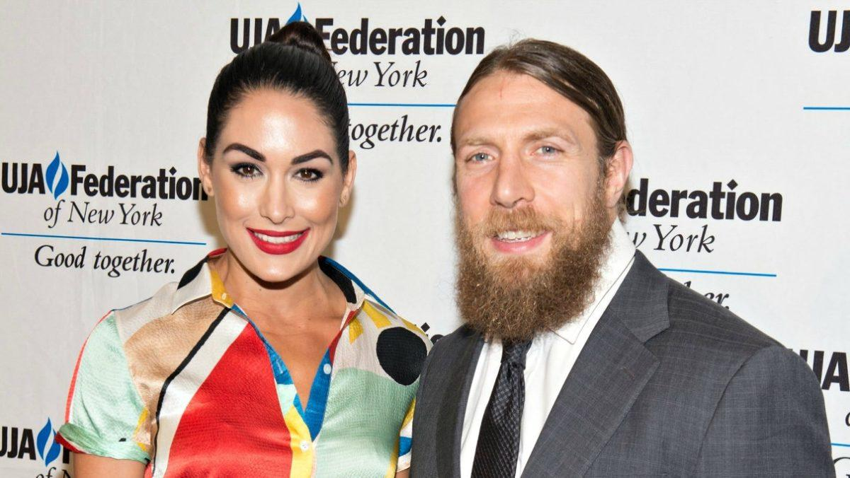 Brie Bella and Daniel Bryan baby second child