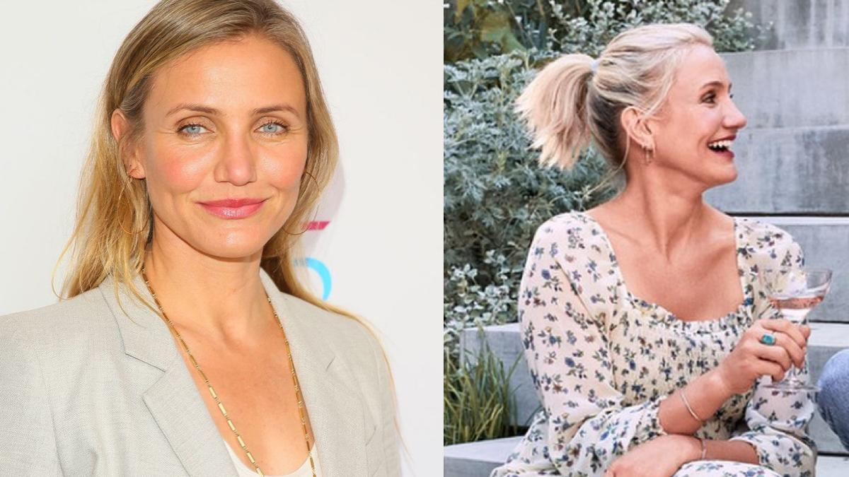Cameron Diaz on why she quit acting