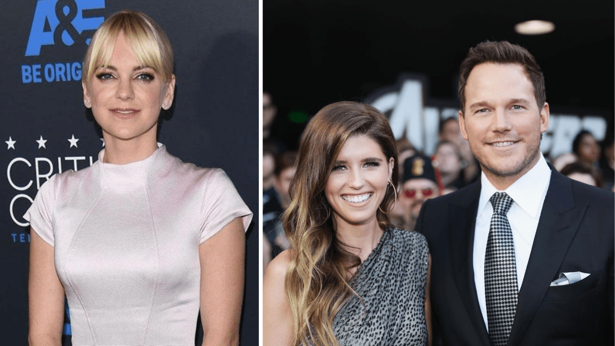 Katherine Schwarzenegger baby, Chris Pratt and Anna Faris,
