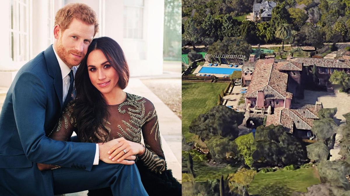 14++ Meghan Markle Harry House
