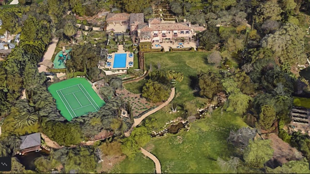 Prince Harry And Meghan Markle Have Bought Their Santa Barbara Estate For 14 7m,Best White Paint For Kitchen Walls