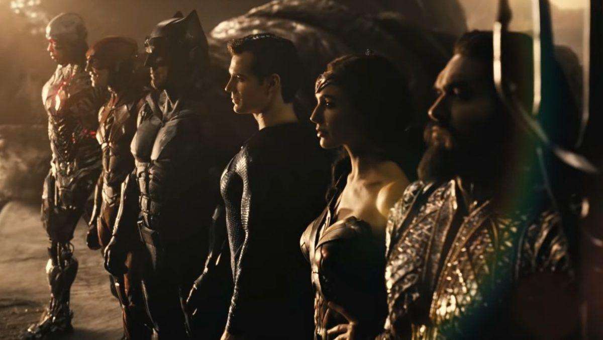 Zack Snyder's Justice League Snyder Cut trailer Zack Snyder